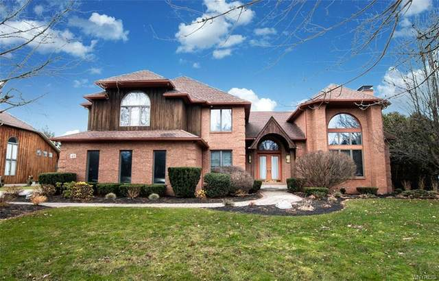 48 Turnberry Drive, Amherst, NY 14221 (MLS #B1304488) :: Robert PiazzaPalotto Sold Team