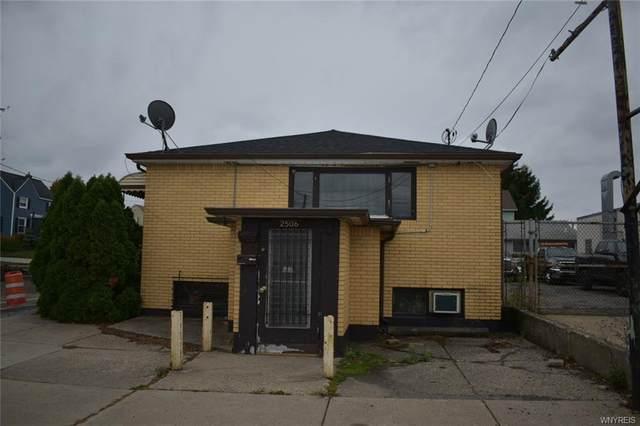 2506 Harlem Road, Cheektowaga, NY 14225 (MLS #B1304493) :: MyTown Realty