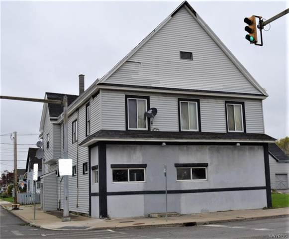 1864 Clinton Street, Buffalo, NY 14206 (MLS #B1304629) :: BridgeView Real Estate Services