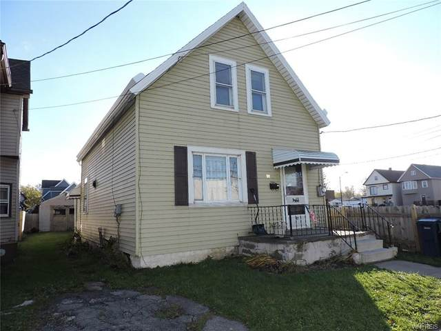 17 Stanley Street, Buffalo, NY 14206 (MLS #B1305130) :: BridgeView Real Estate Services
