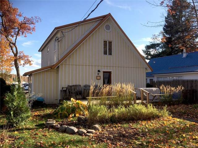 34 Sunset Island Road, Wilson, NY 14172 (MLS #B1305167) :: BridgeView Real Estate Services