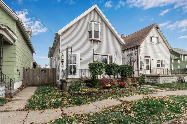 24 Klaus Street, Buffalo, NY 14206 (MLS #B1305454) :: BridgeView Real Estate Services