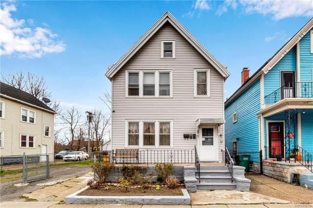 84 10th Street, Buffalo, NY 14201 (MLS #B1305799) :: Robert PiazzaPalotto Sold Team