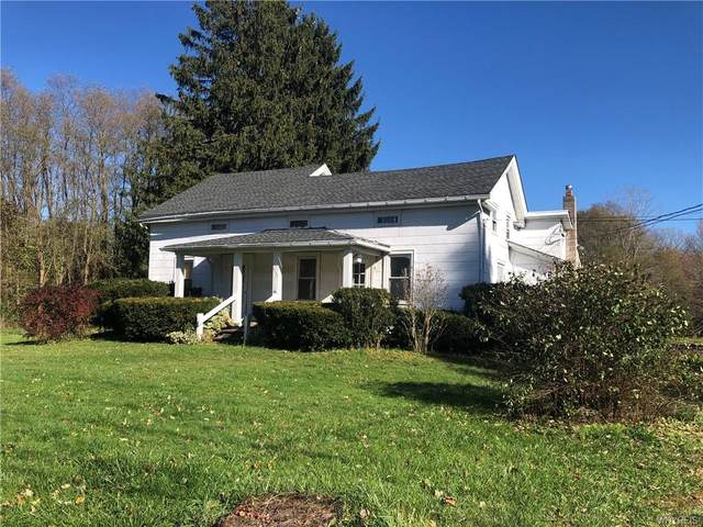 3727 Coomer Road, Newfane, NY 14108 (MLS #B1305905) :: 716 Realty Group