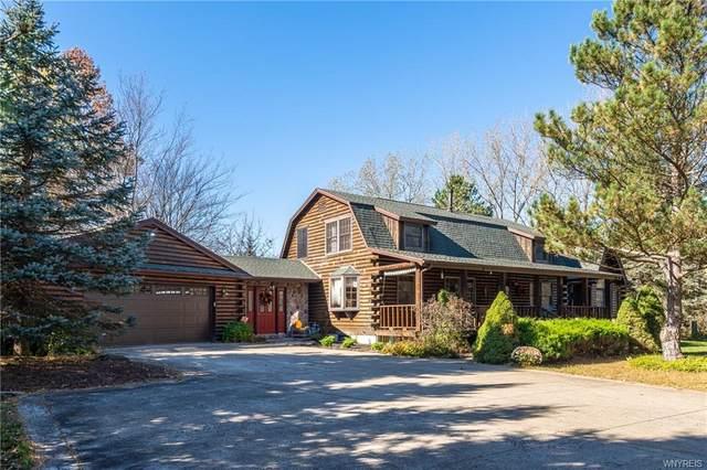 259 Cook Road, Aurora, NY 14052 (MLS #B1305988) :: BridgeView Real Estate Services