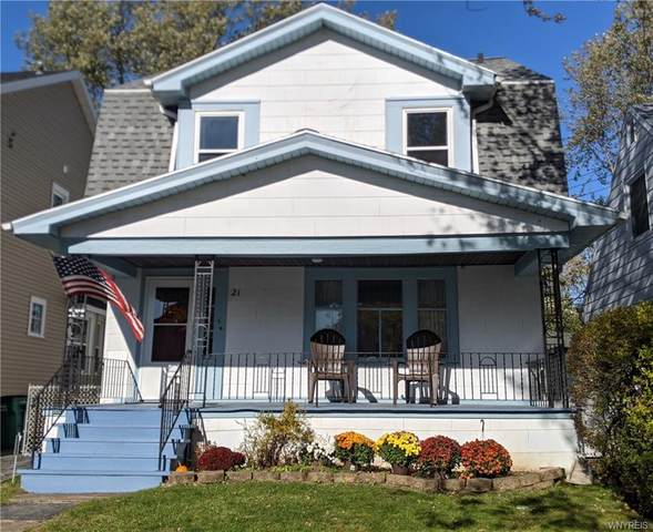 21 Nicholson Street, Buffalo, NY 14214 (MLS #B1306116) :: BridgeView Real Estate Services