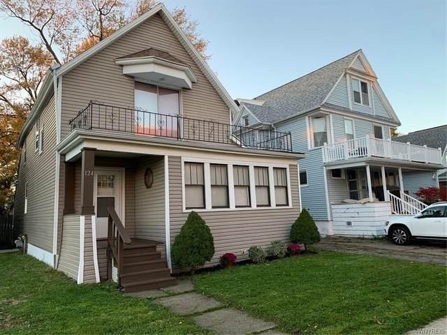 124 Hoyt Street, Buffalo, NY 14213 (MLS #B1306321) :: Robert PiazzaPalotto Sold Team