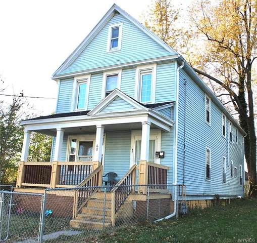 60 Pershing Avenue, Buffalo, NY 14211 (MLS #B1306623) :: BridgeView Real Estate Services