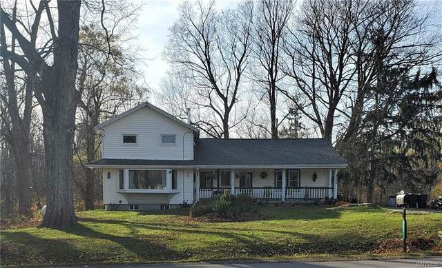 8044 Maple Road, Newstead, NY 14001 (MLS #B1306750) :: BridgeView Real Estate Services