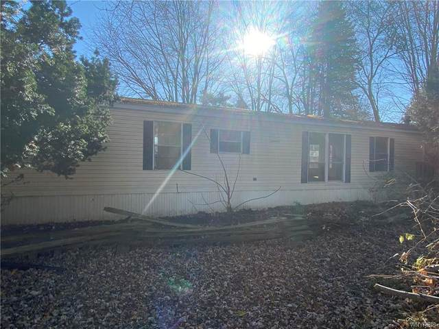 6484 Route 262, Byron, NY 14422 (MLS #B1306950) :: BridgeView Real Estate Services