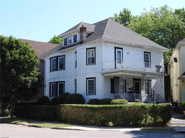 200 Blaine Avenue, Buffalo, NY 14208 (MLS #B1307108) :: BridgeView Real Estate Services