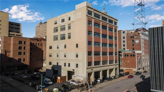 210 Ellicott Street #306, Buffalo, NY 14203 (MLS #B1307136) :: Lore Real Estate Services