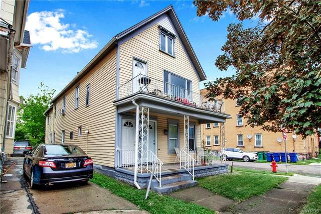 456 W Ferry Street, Buffalo, NY 14213 (MLS #B1307172) :: BridgeView Real Estate Services