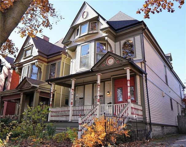 62 N Pearl Street, Buffalo, NY 14202 (MLS #B1307273) :: Mary St.George | Keller Williams Gateway