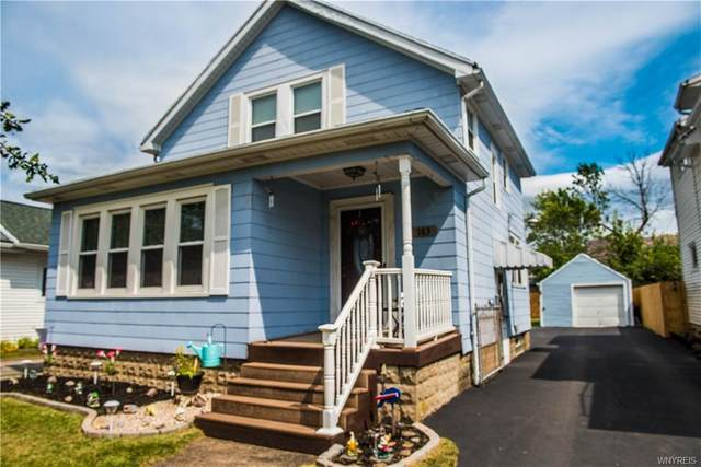 163 Grandview Avenue, Tonawanda-Town, NY 14223 (MLS #B1307342) :: 716 Realty Group