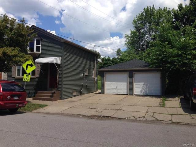 171 W Tupper Street, Buffalo, NY 14201 (MLS #B1307485) :: Mary St.George | Keller Williams Gateway