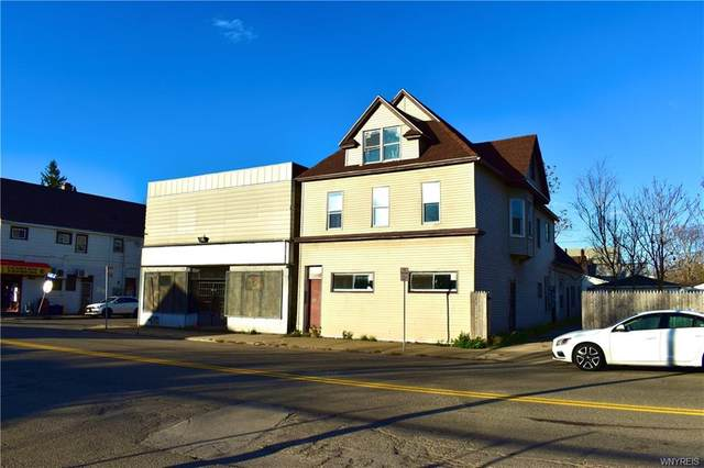 1284 Clinton Street, Buffalo, NY 14206 (MLS #B1307489) :: Robert PiazzaPalotto Sold Team
