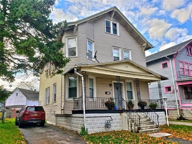 223 Blaine Avenue, Buffalo, NY 14208 (MLS #B1307509) :: Robert PiazzaPalotto Sold Team