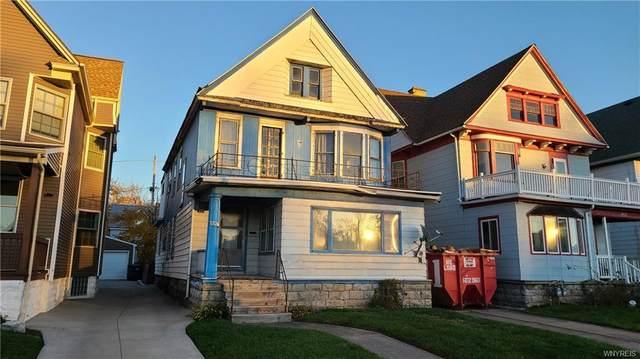 826 Humboldt Parkway, Buffalo, NY 14211 (MLS #B1307548) :: BridgeView Real Estate Services