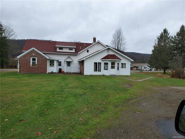 4856 Route 353, Little Valley, NY 14779 (MLS #B1307666) :: BridgeView Real Estate Services