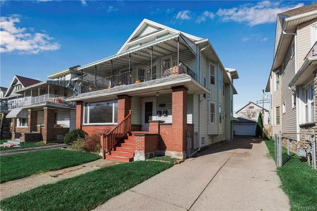 232 Hartwell Road, Buffalo, NY 14216 (MLS #B1307771) :: BridgeView Real Estate Services