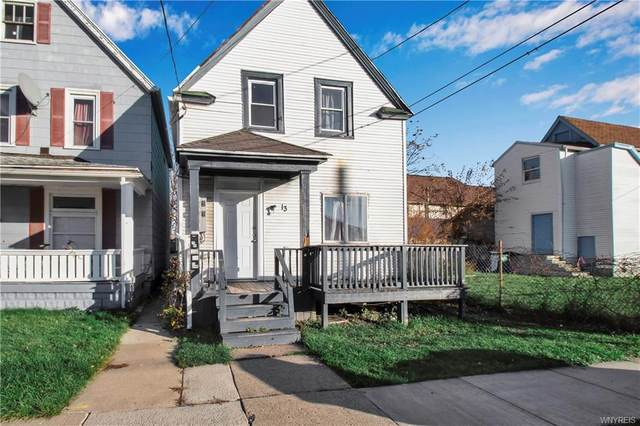 13 Dart Street, Buffalo, NY 14213 (MLS #B1307772) :: Robert PiazzaPalotto Sold Team