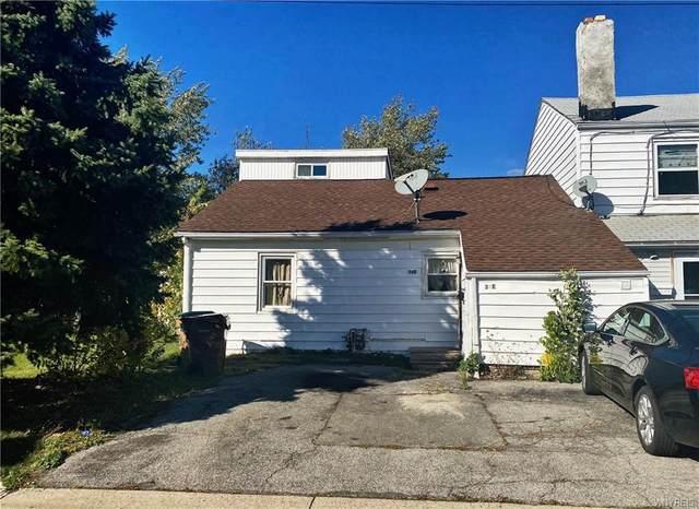 36 Glenwood Court E, Cheektowaga, NY 14225 (MLS #B1307793) :: Robert PiazzaPalotto Sold Team