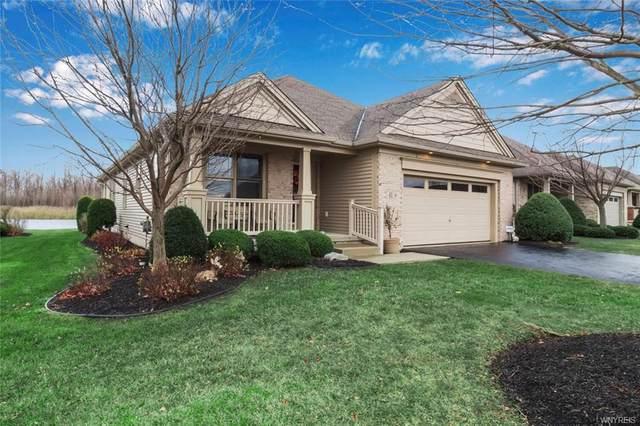 41 Springbrook Shores Drive, Elma, NY 14059 (MLS #B1307820) :: BridgeView Real Estate Services
