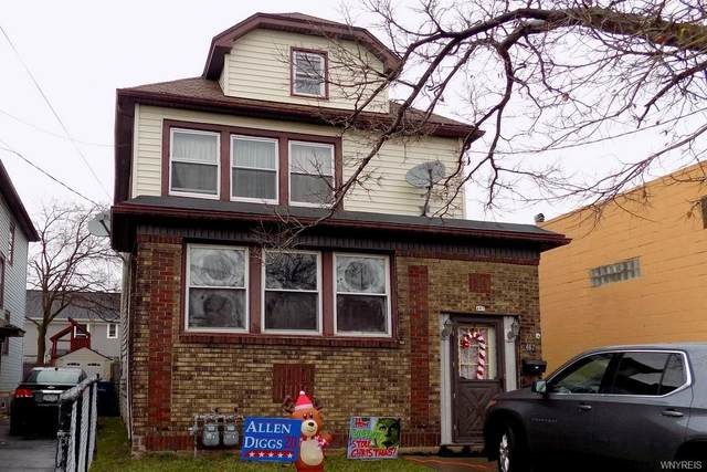467 Hinman Avenue, Buffalo, NY 14216 (MLS #B1307918) :: BridgeView Real Estate Services