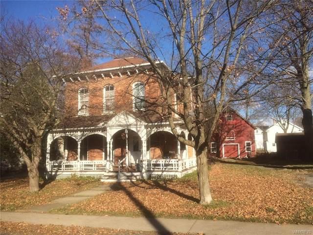 99 East Avenue, Attica, NY 14011 (MLS #B1307926) :: BridgeView Real Estate Services