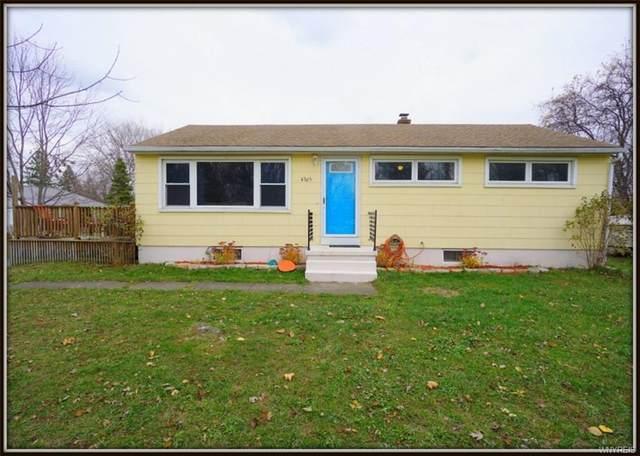 4365 Jackson Drive, Niagara, NY 14304 (MLS #B1307931) :: BridgeView Real Estate Services