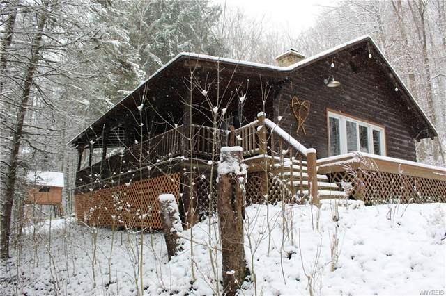 5219 Howe Hill Road, Humphrey, NY 14741 (MLS #B1308305) :: BridgeView Real Estate Services