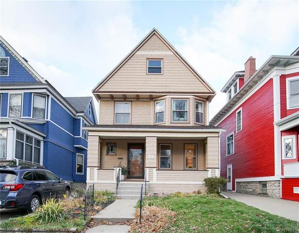 179 Cleveland Avenue, Buffalo, NY 14222 (MLS #B1308393) :: BridgeView Real Estate Services