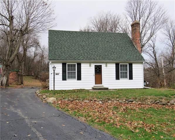 260 Northrup Road, Elma, NY 14059 (MLS #B1308396) :: BridgeView Real Estate Services