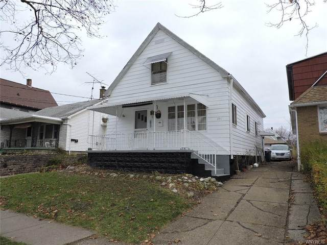 241 N Ogden Street, Buffalo, NY 14206 (MLS #B1308511) :: TLC Real Estate LLC