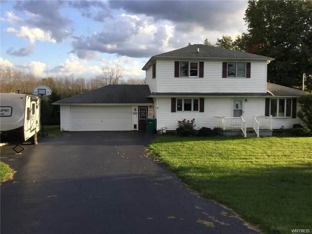 1460 W Blood Road, Elma, NY 14052 (MLS #B1308627) :: BridgeView Real Estate Services