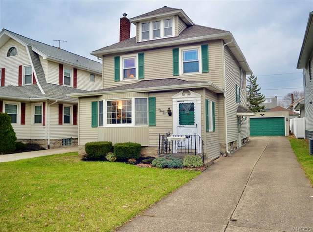 699 Parkside Avenue, Buffalo, NY 14216 (MLS #B1308629) :: BridgeView Real Estate Services