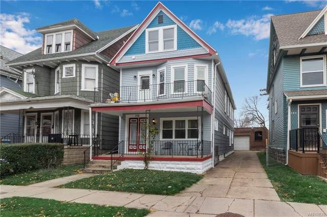 378 Breckenridge Street, Buffalo, NY 14213 (MLS #B1308653) :: Robert PiazzaPalotto Sold Team