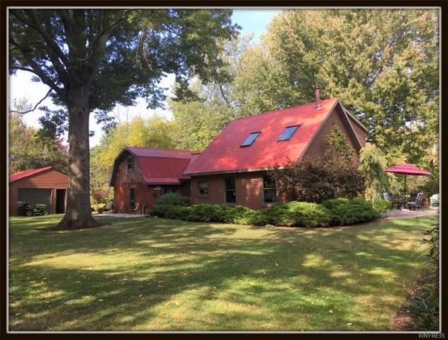 7399 Bear Ridge Rd Road, Pendleton, NY 14120 (MLS #B1308664) :: BridgeView Real Estate Services