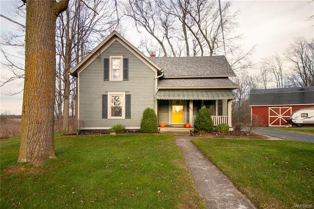 8070 Stahley Road, Clarence, NY 14051 (MLS #B1308745) :: 716 Realty Group