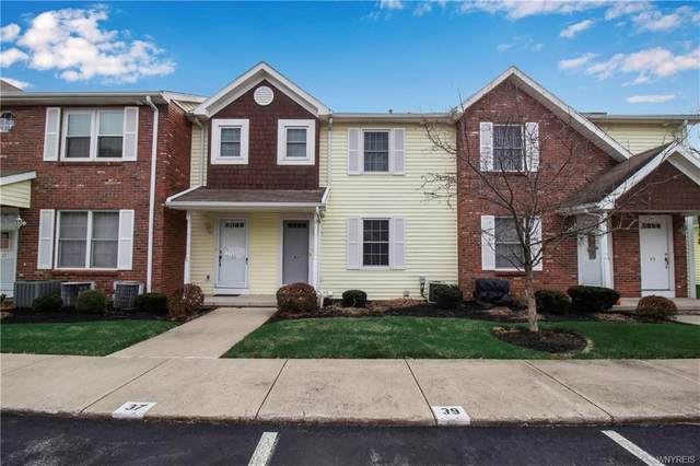 41 Olde Stone Lane, Lancaster, NY 14086 (MLS #B1308780) :: BridgeView Real Estate Services