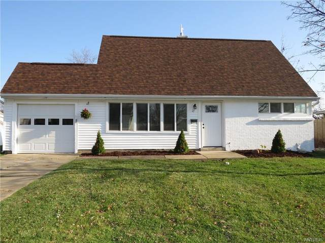 27 Crescent Road, Grand Island, NY 14072 (MLS #B1308804) :: 716 Realty Group