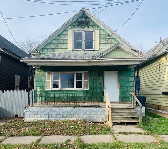 70 Wick Street, Buffalo, NY 14212 (MLS #B1308809) :: MyTown Realty