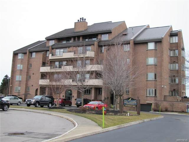 40 Waterfront Circle #205, Buffalo, NY 14202 (MLS #B1308828) :: 716 Realty Group