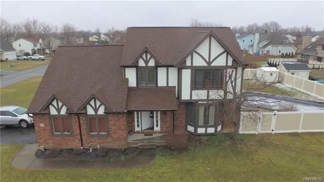 2522 Danielle Drive, Wheatfield, NY 14304 (MLS #B1308861) :: TLC Real Estate LLC