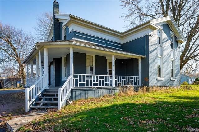 3647 Orangeport Road, Hartland, NY 14067 (MLS #B1308881) :: BridgeView Real Estate Services