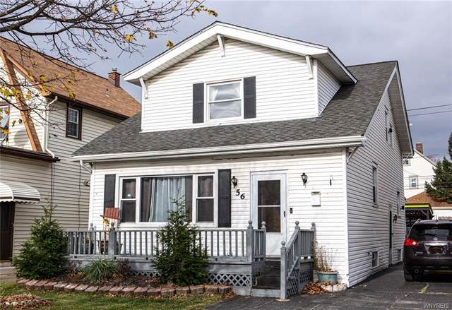 56 Tacoma Avenue, Buffalo, NY 14216 (MLS #B1308976) :: BridgeView Real Estate Services