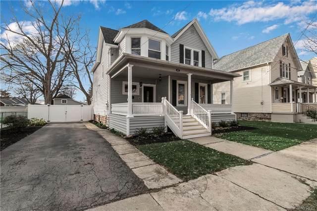 58 Falconer Street, North Tonawanda, NY 14120 (MLS #B1309005) :: 716 Realty Group