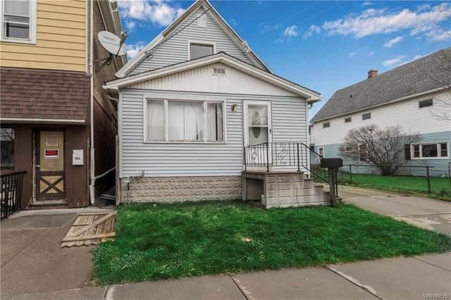 1185 Tonawanda Street, Tonawanda-Town, NY 14207 (MLS #B1309027) :: 716 Realty Group