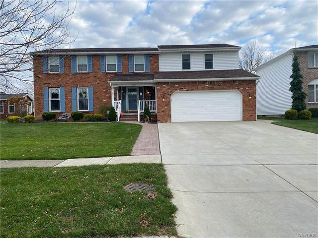 204 Pinewood Drive, West Seneca, NY 14224 (MLS #B1309098) :: Robert PiazzaPalotto Sold Team